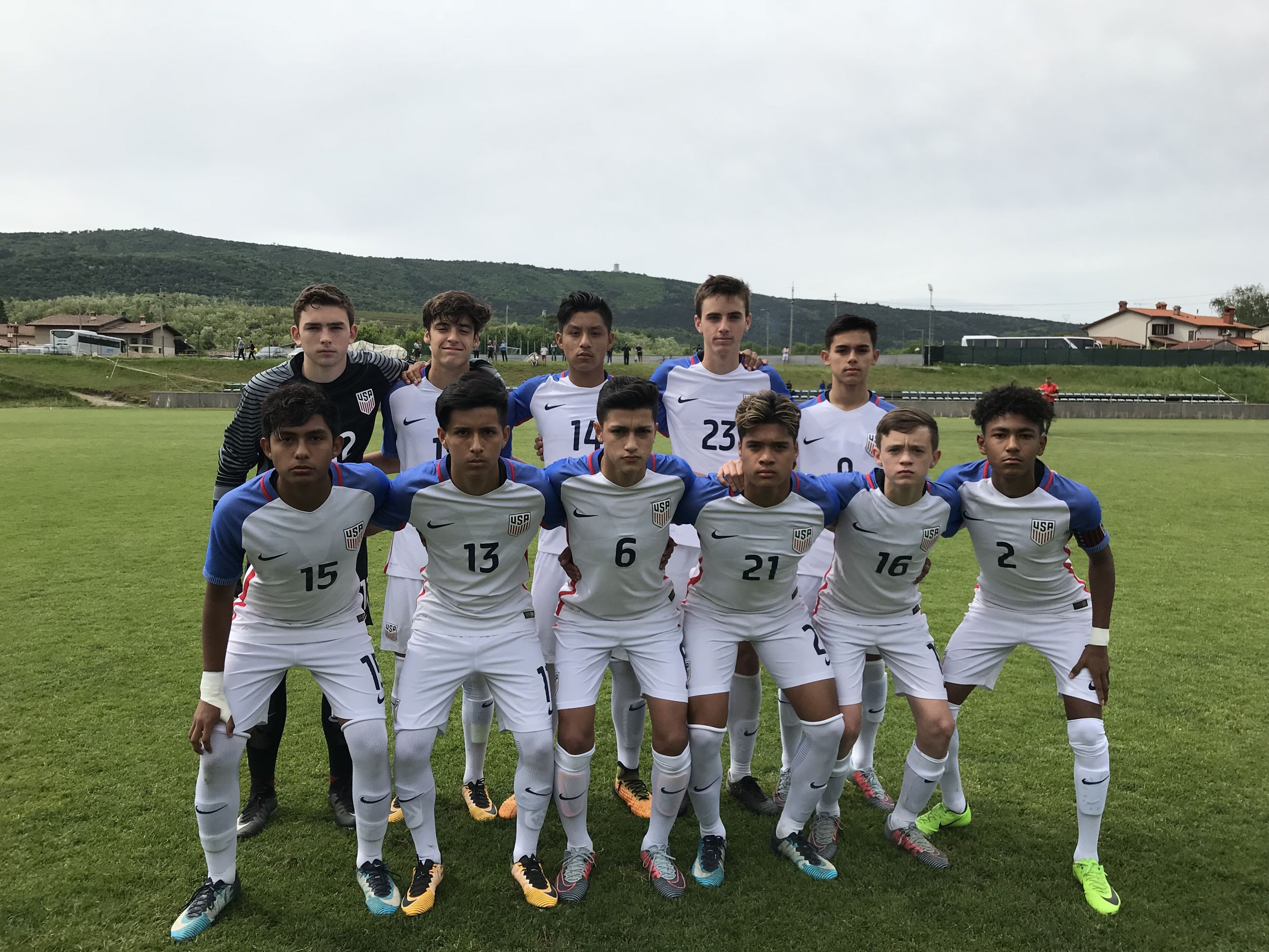373e50f8e THIRTY-FOUR ACADEMY PLAYERS CALLED UP TO FIFTH U-16 BNT TRAINING CAMP OF  2018