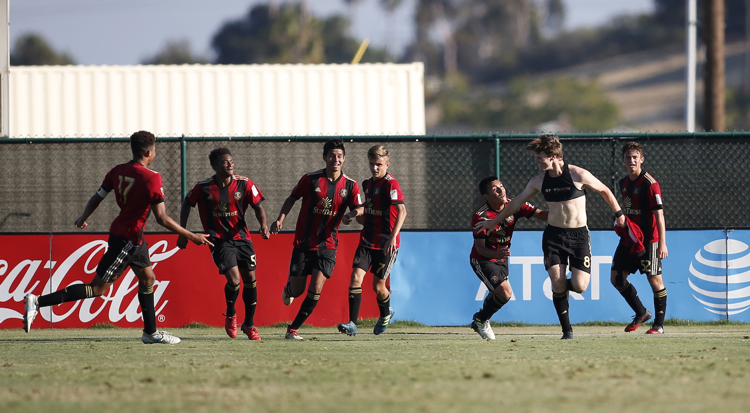 a11c613cd JACKSON CONWAY S EXTRA TIME GOAL PROPELS ATLANTA UNITED U-16 17 TO ACADEMY  CHAMPIONSHIPS