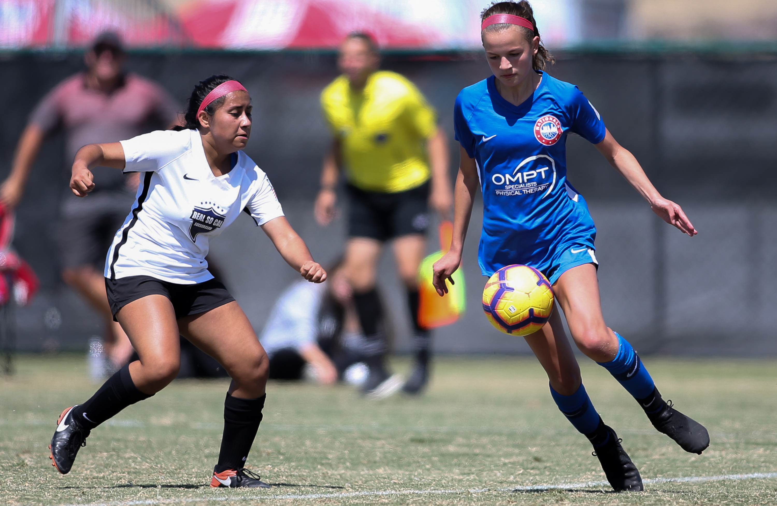 Groups and <b>Schedule</b> Set for Inaugural Girls DA Cup