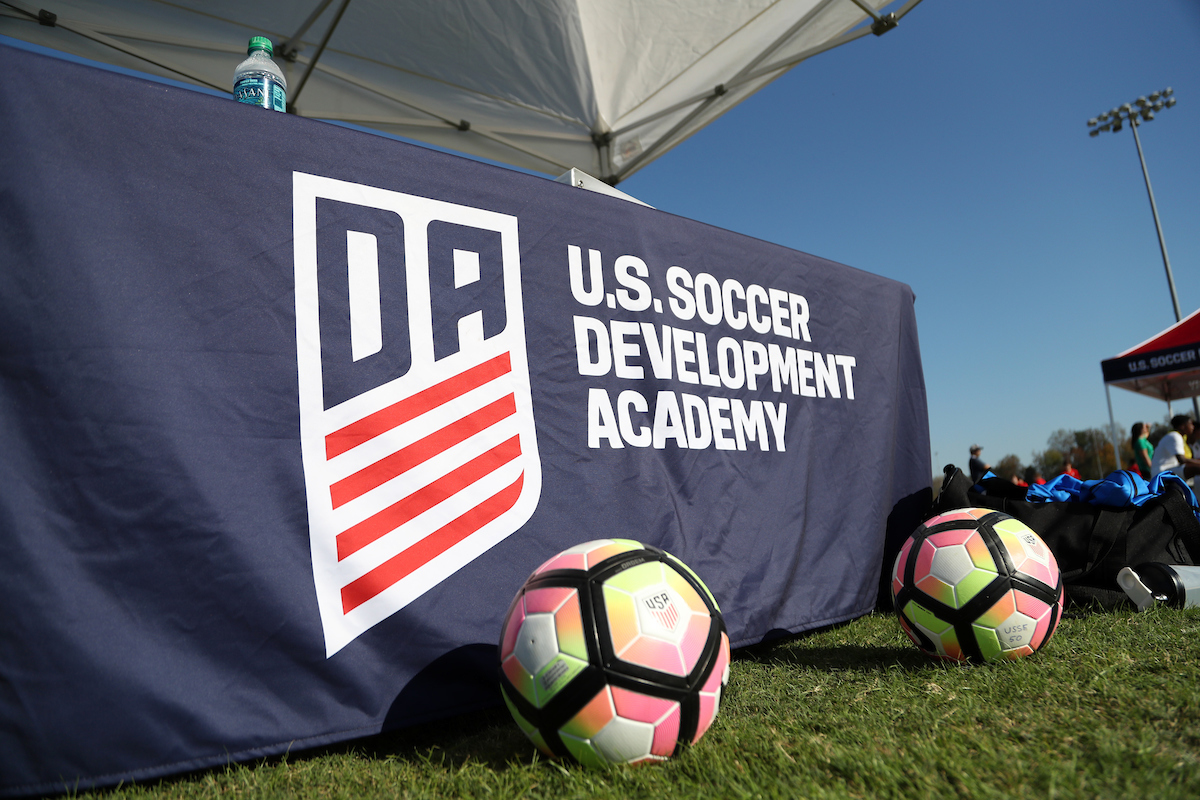 cca4a109eb DEVELOPMENT ACADEMY EXPANSION WELCOMES 16 NEW CLUBS FOR 2018-2019 SEASON