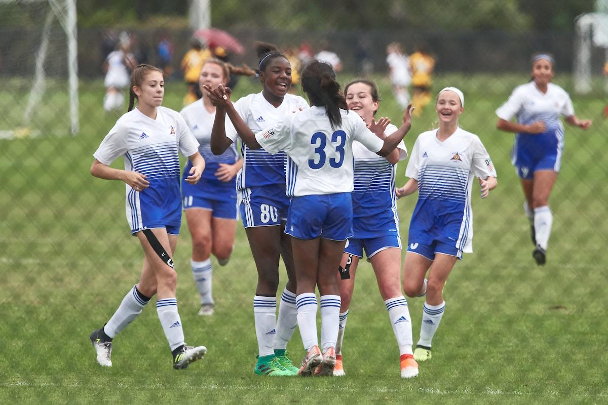 Sounders Women Defeated by 0-3 LA Blues