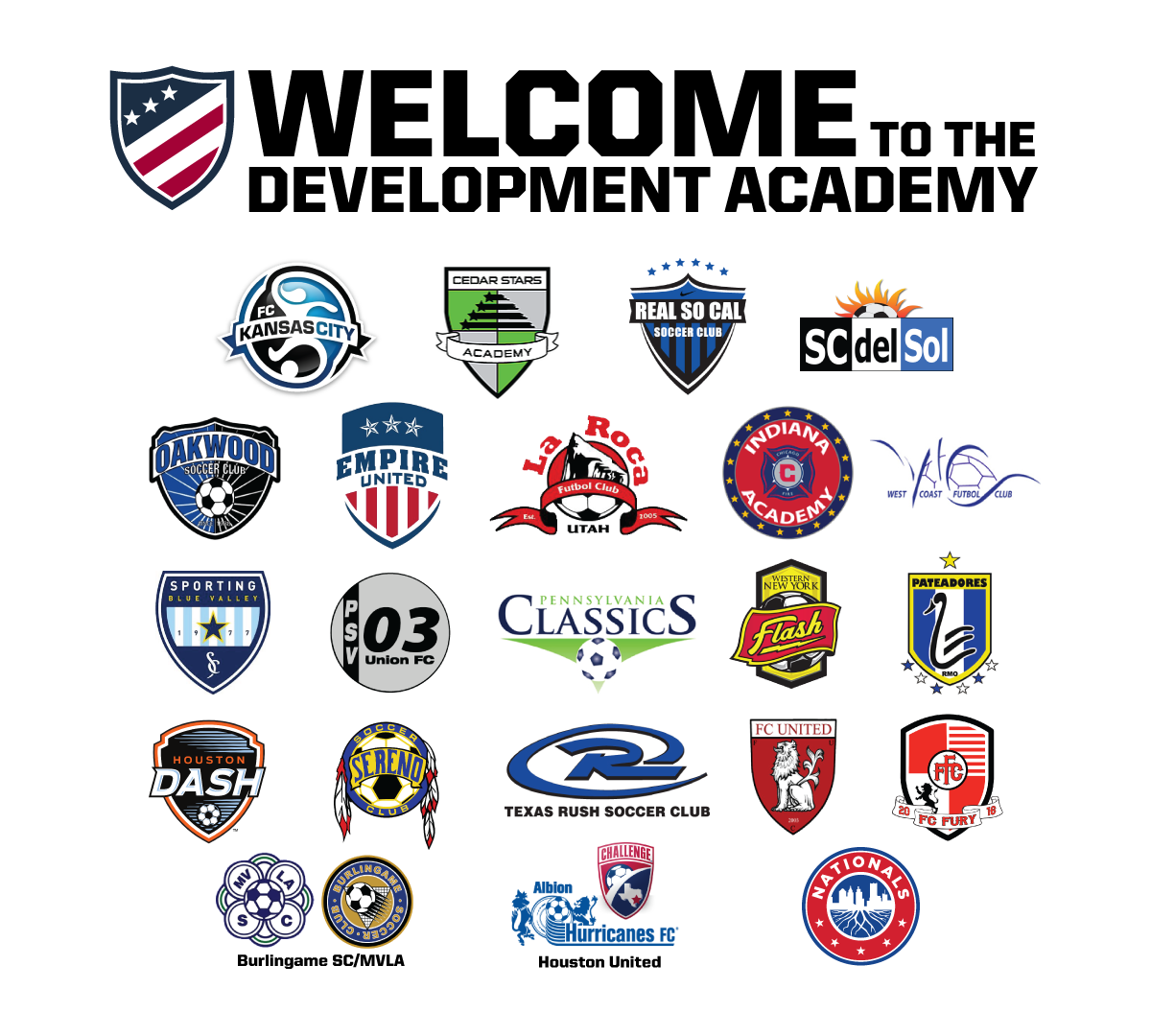 Empire United to take part in prestigious US Soccer Girls Development Academy